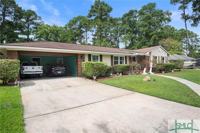 4 Birchwood Court, Savannah, GA 31419 (MLS #231796) :: Glenn Jones Group | Coldwell Banker Access Realty