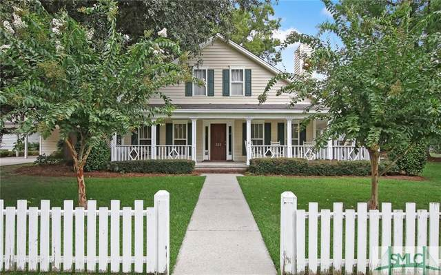 322 Wild Heron Road, Savannah, GA 31419 (MLS #231825) :: Barker Team | RE/MAX Savannah