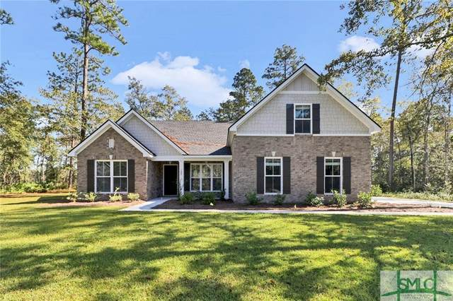 108 Cubbedge Drive, Rincon, GA 31326 (MLS #231915) :: Barker Team | RE/MAX Savannah