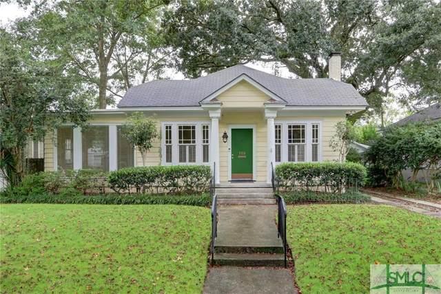 119 E 53rd Street, Savannah, GA 31405 (MLS #231933) :: Bocook Realty