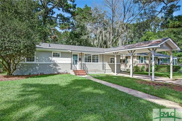 2442 E 39th Street, Savannah, GA 31404 (MLS #231962) :: Keller Williams Realty-CAP