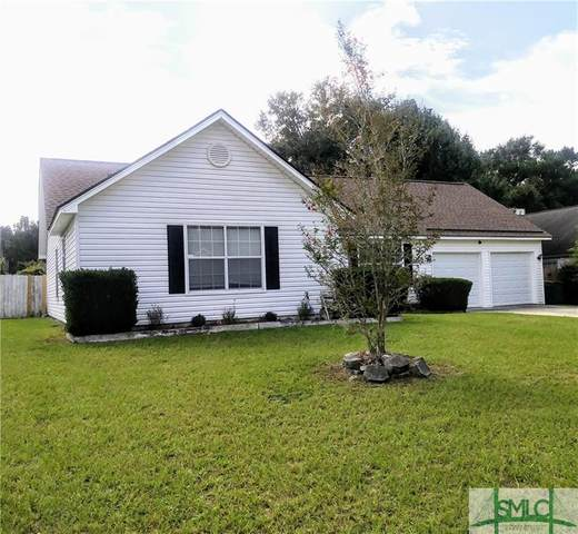 38 Cutler Drive, Savannah, GA 31419 (MLS #231971) :: Teresa Cowart Team