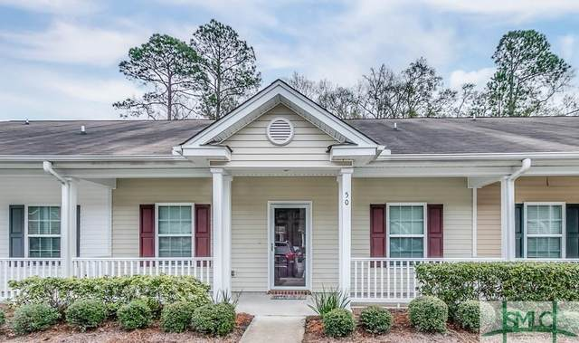 50 Falkland Avenue, Savannah, GA 31407 (MLS #231987) :: Keller Williams Realty-CAP