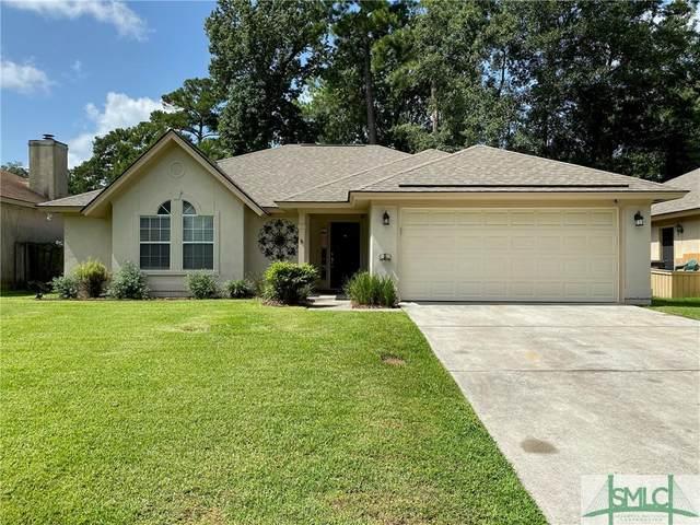 11 Norwood Place, Savannah, GA 31406 (MLS #232004) :: Heather Murphy Real Estate Group