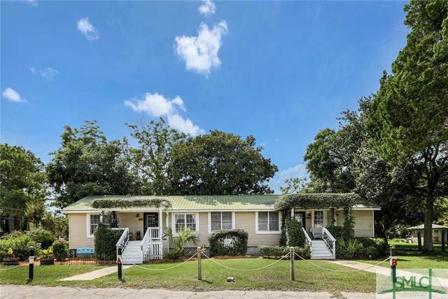 46 Van Horne Avenue A & B, Tybee Island, GA 31328 (MLS #232009) :: Glenn Jones Group | Coldwell Banker Access Realty