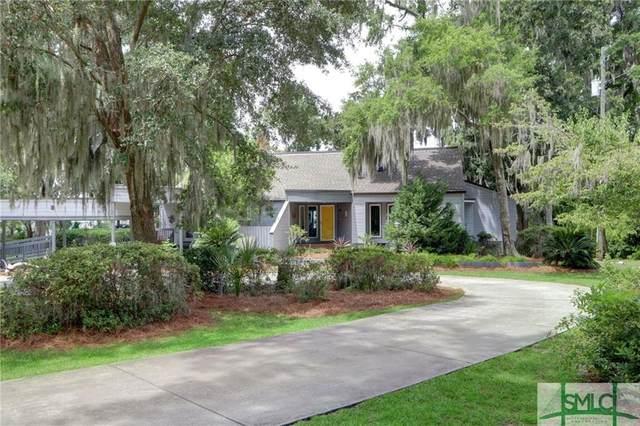 1122 Wilmington Island Road, Savannah, GA 31410 (MLS #233041) :: The Arlow Real Estate Group