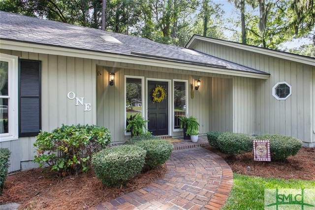 1 Button Lane, Savannah, GA 31411 (MLS #233086) :: Liza DiMarco