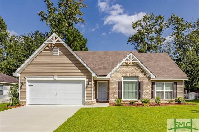 427 Plantation Place, Rincon, GA 31326 (MLS #233303) :: The Arlow Real Estate Group