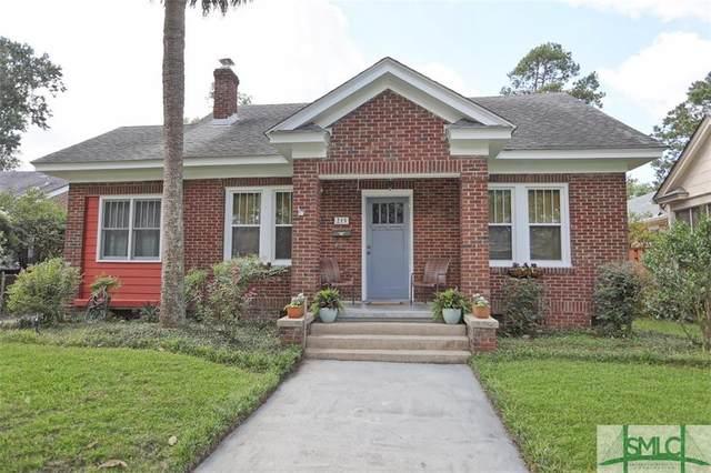215 E 55th Street, Savannah, GA 31405 (MLS #233353) :: Keller Williams Coastal Area Partners