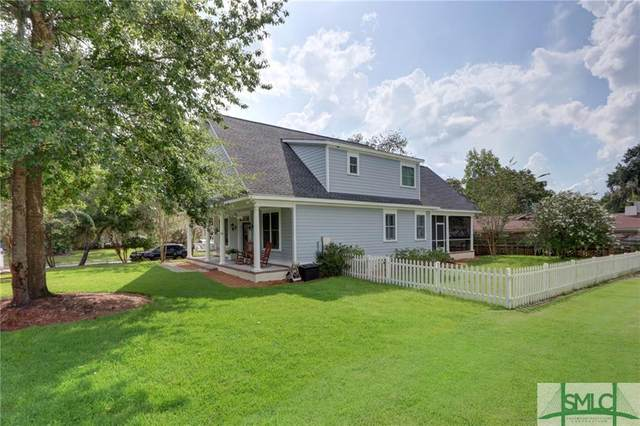 49 Tidewater Road, Savannah, GA 31406 (MLS #233364) :: Bocook Realty