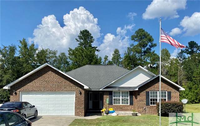 78 Woolard Way NE, Ludowici, GA 31316 (MLS #233382) :: Keller Williams Coastal Area Partners