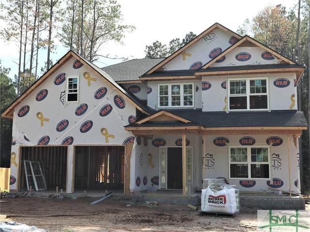 127 Old Savannah Road, Hinesville, GA 31313 (MLS #233389) :: McIntosh Realty Team