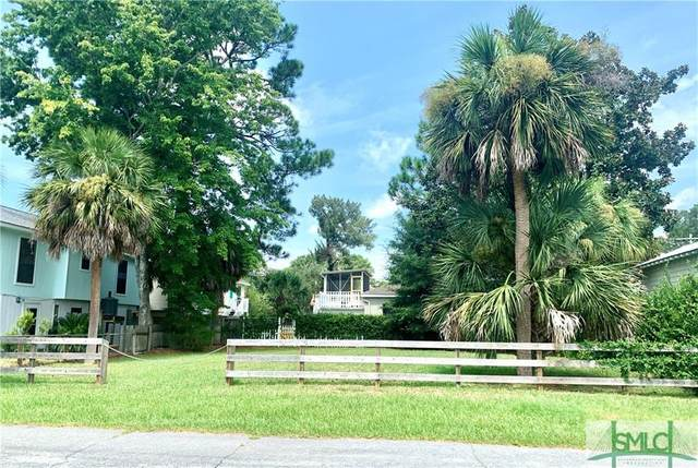 1 Bryan Avenue, Tybee Island, GA 31328 (MLS #233451) :: The Arlow Real Estate Group
