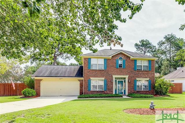1 Gaslight Lane, Savannah, GA 31419 (MLS #233464) :: Keller Williams Coastal Area Partners