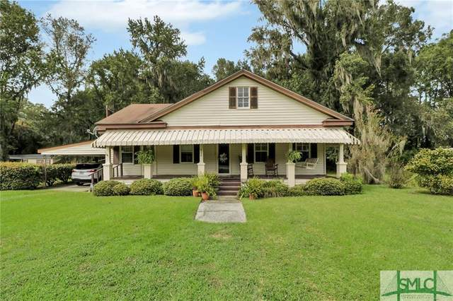 6234-B Us Highway 17 Highway, Richmond Hill, GA 31324 (MLS #233474) :: Heather Murphy Real Estate Group