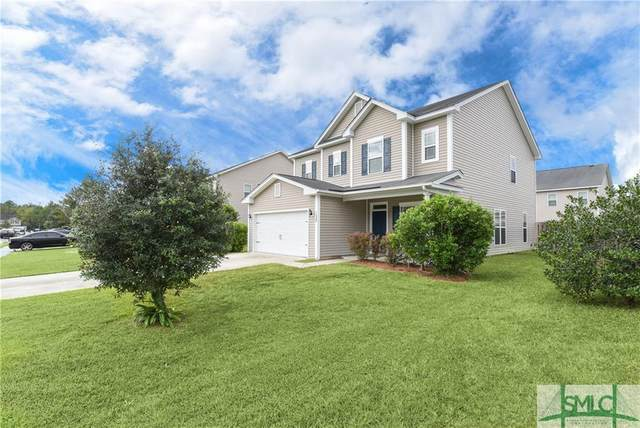 130 Pine View Crossing, Pooler, GA 31322 (MLS #233520) :: Coastal Homes of Georgia, LLC