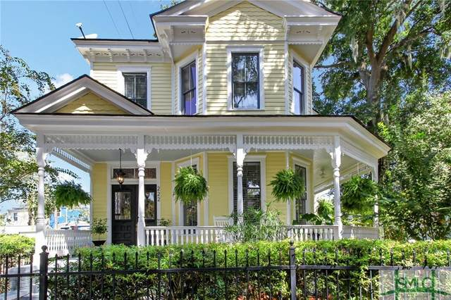 222 W 36th Street, Savannah, GA 31401 (MLS #233522) :: The Arlow Real Estate Group