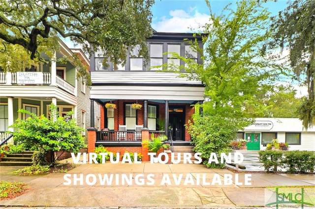 1913 Bull Street, Savannah, GA 31401 (MLS #233523) :: Coastal Homes of Georgia, LLC