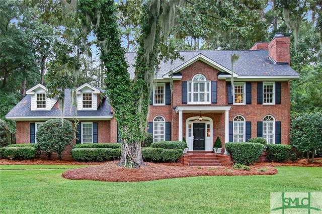 133 Radick Drive, Savannah, GA 31406 (MLS #233556) :: Partin Real Estate Team at Luxe Real Estate Services