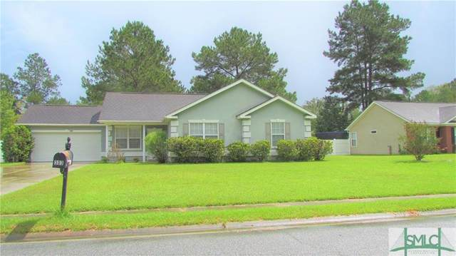 303 Antigua Drive, Guyton, GA 31312 (MLS #233583) :: Coastal Savannah Homes