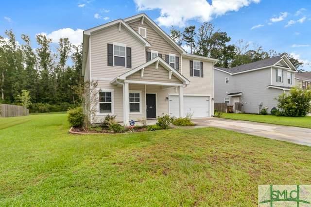 110 Richmond Walk Drive, Richmond Hill, GA 31324 (MLS #233616) :: Coastal Savannah Homes