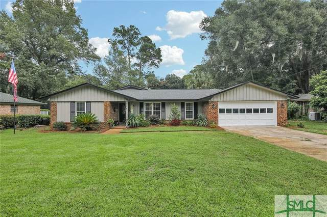 116 Hampshire Road, Savannah, GA 31410 (MLS #233649) :: Heather Murphy Real Estate Group