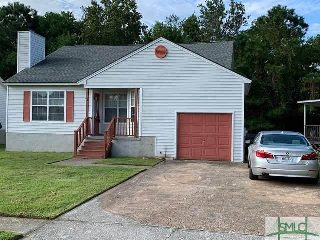 9 Leeward Drive, Savannah, GA 31419 (MLS #233690) :: Keller Williams Coastal Area Partners