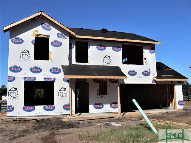 93 Wellspring Terrace, Allenhurst, GA 31301 (MLS #233698) :: Level Ten Real Estate Group