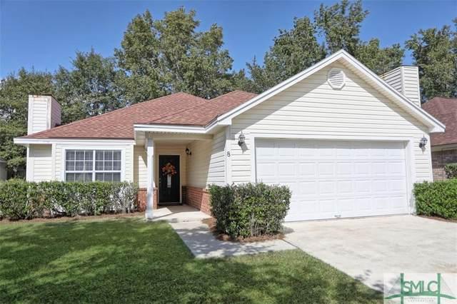 8 Saint Ives Drive, Savannah, GA 31419 (MLS #233704) :: Coastal Savannah Homes