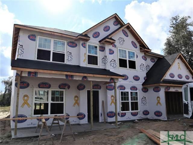 151 Fairview Drive NE, Ludowici, GA 31316 (MLS #233711) :: Coastal Savannah Homes