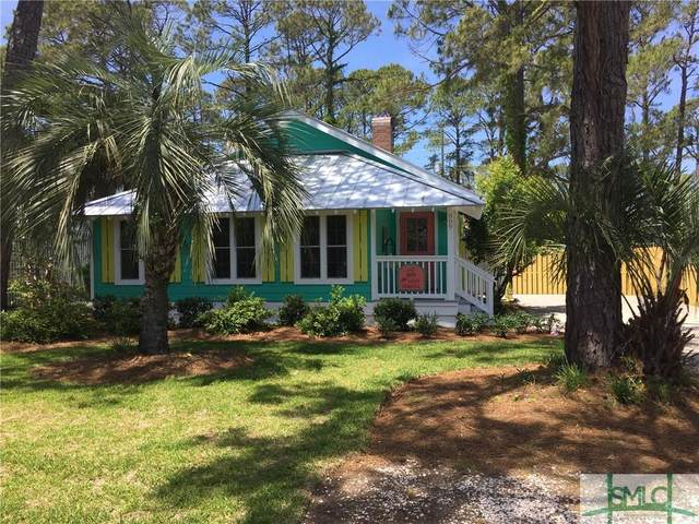 809 2nd Avenue, Tybee Island, GA 31328 (MLS #233722) :: The Arlow Real Estate Group