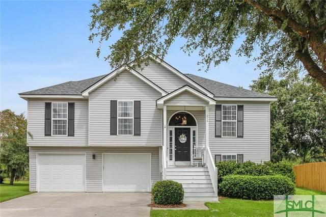 114 Hightide Lane, Savannah, GA 31410 (MLS #233732) :: Liza DiMarco