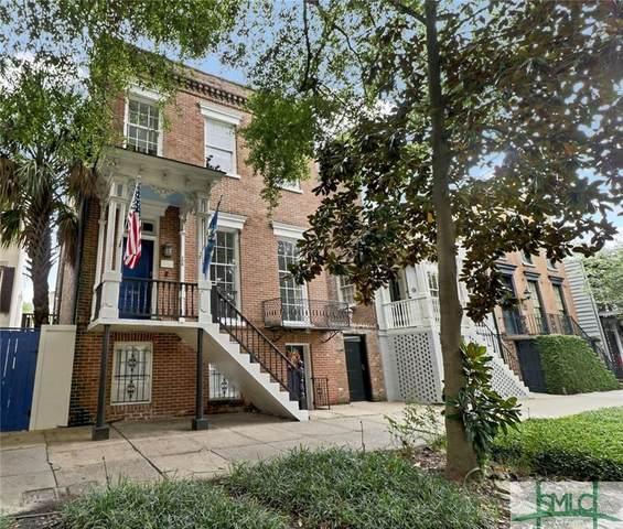 204 E Liberty Street, Savannah, GA 31401 (MLS #233742) :: McIntosh Realty Team
