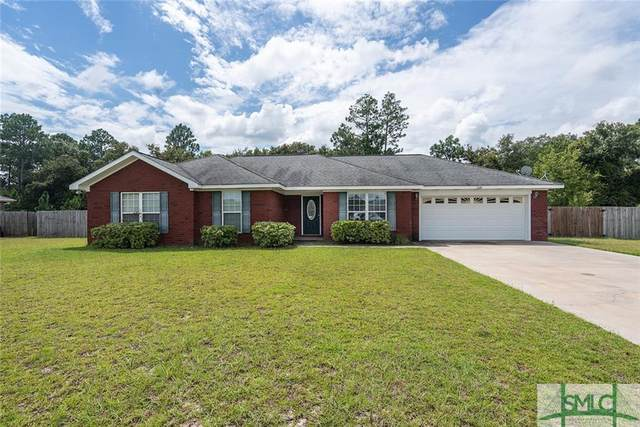 139 Winchester Way SE, Allenhurst, GA 31301 (MLS #233745) :: Keller Williams Coastal Area Partners