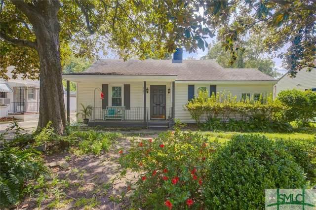507 E 63rd Street, Savannah, GA 31405 (MLS #233766) :: Bocook Realty
