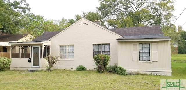 1814 E 39th Street, Savannah, GA 31404 (MLS #233776) :: Coastal Homes of Georgia, LLC