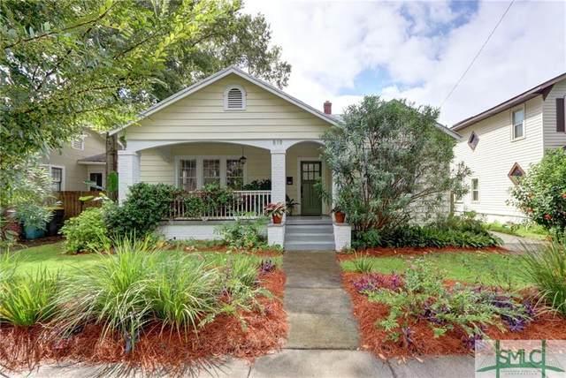819 E 40th Street, Savannah, GA 31401 (MLS #233781) :: Liza DiMarco