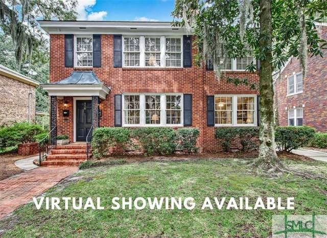 516 E 46th Street, Savannah, GA 31405 (MLS #233786) :: Bocook Realty
