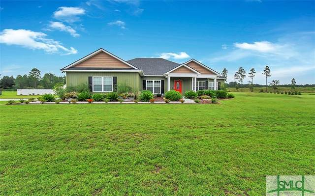 1721 Little Mccall Road, Guyton, GA 31312 (MLS #233794) :: The Arlow Real Estate Group