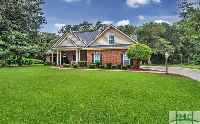 35 Sanctuary Drive, Richmond Hill, GA 31324 (MLS #233797) :: Coastal Savannah Homes