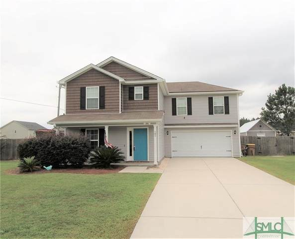 104 Laurel Lane, Guyton, GA 31312 (MLS #233806) :: Coastal Savannah Homes