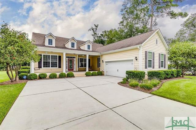 106 Oakcrest Drive W, Savannah, GA 31405 (MLS #233823) :: Partin Real Estate Team at Luxe Real Estate Services