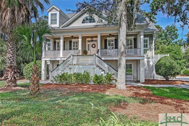 118 Marsh Harbor Drive S, Savannah, GA 31410 (MLS #233827) :: RE/MAX All American Realty