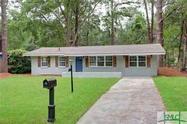 307 Woodley Road, Savannah, GA 31419 (MLS #233831) :: Partin Real Estate Team at Luxe Real Estate Services