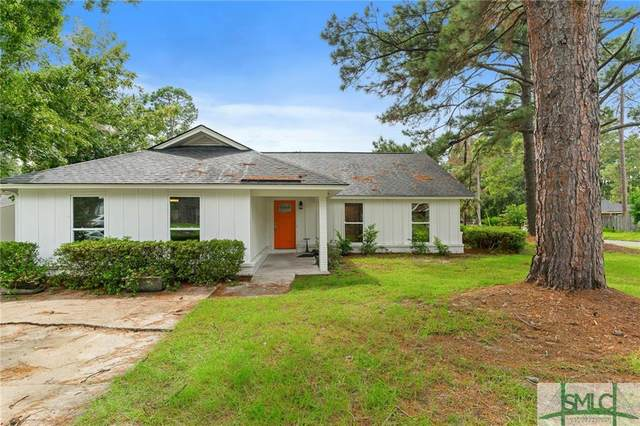 1413 Stillwood Drive, Savannah, GA 31419 (MLS #233841) :: Barker Team | RE/MAX Savannah