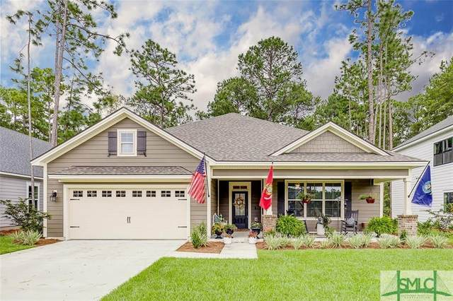 152 Crawford Lane, Richmond Hill, GA 31324 (MLS #233884) :: Liza DiMarco