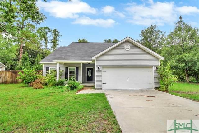 16 Elm Street, Hinesville, GA 31313 (MLS #233911) :: Heather Murphy Real Estate Group