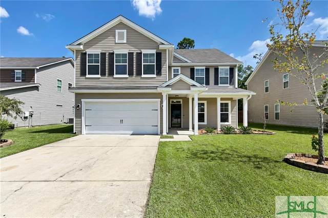 40 Melody Drive, Pooler, GA 31322 (MLS #233920) :: McIntosh Realty Team