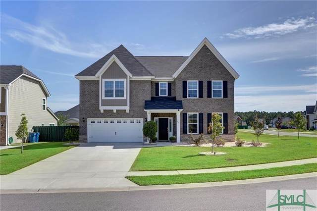 67 Hazen Drive, Richmond Hill, GA 31324 (MLS #233971) :: The Arlow Real Estate Group