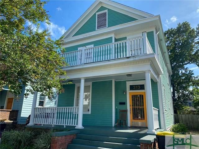 313 W 33rd Street, Savannah, GA 31401 (MLS #233979) :: McIntosh Realty Team